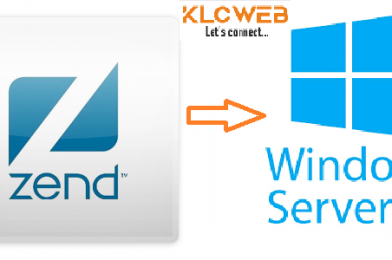 How the Zend Optimizer installed in Windows?