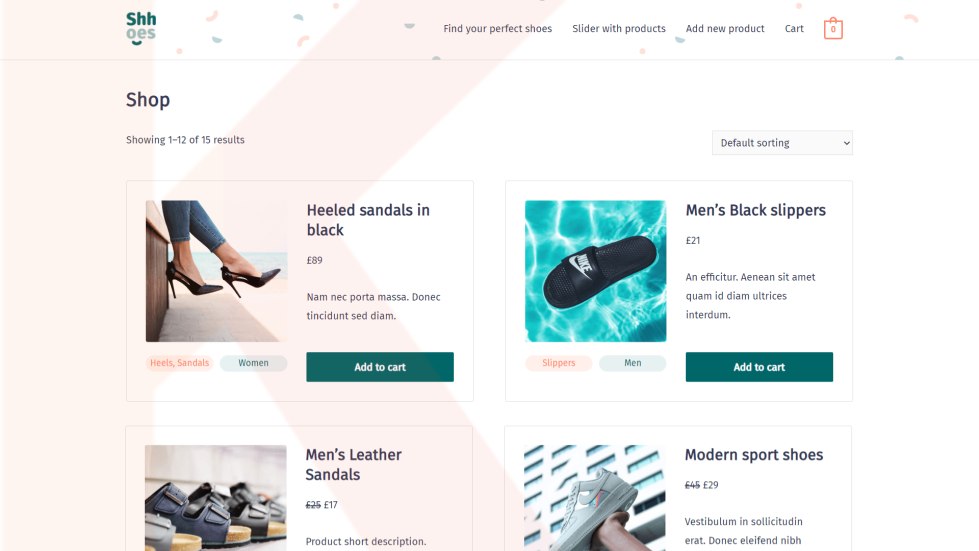 How to create beautiful WooCommerce page