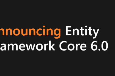 Announcing Entity Framework Core 6.0 Preview 4: Performance Edition