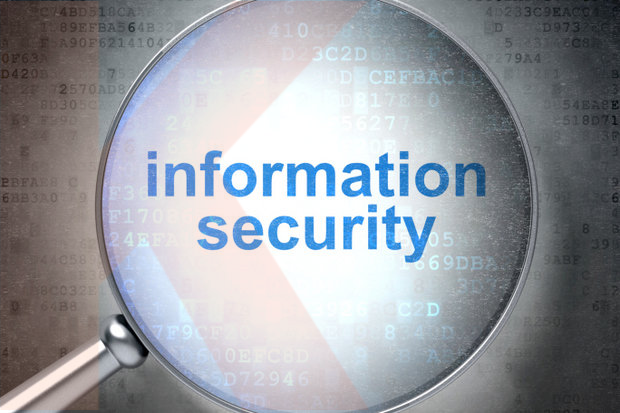steps to information security