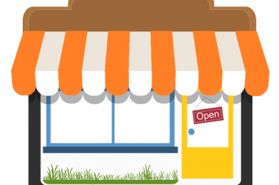 How to apply your small commercial website to remind clients to buy local