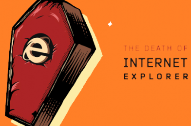Internet Explorer will end of the life in 2022 (IE Death)