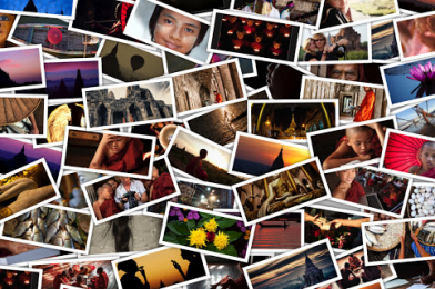 How to Create an Image Collage for WordPress