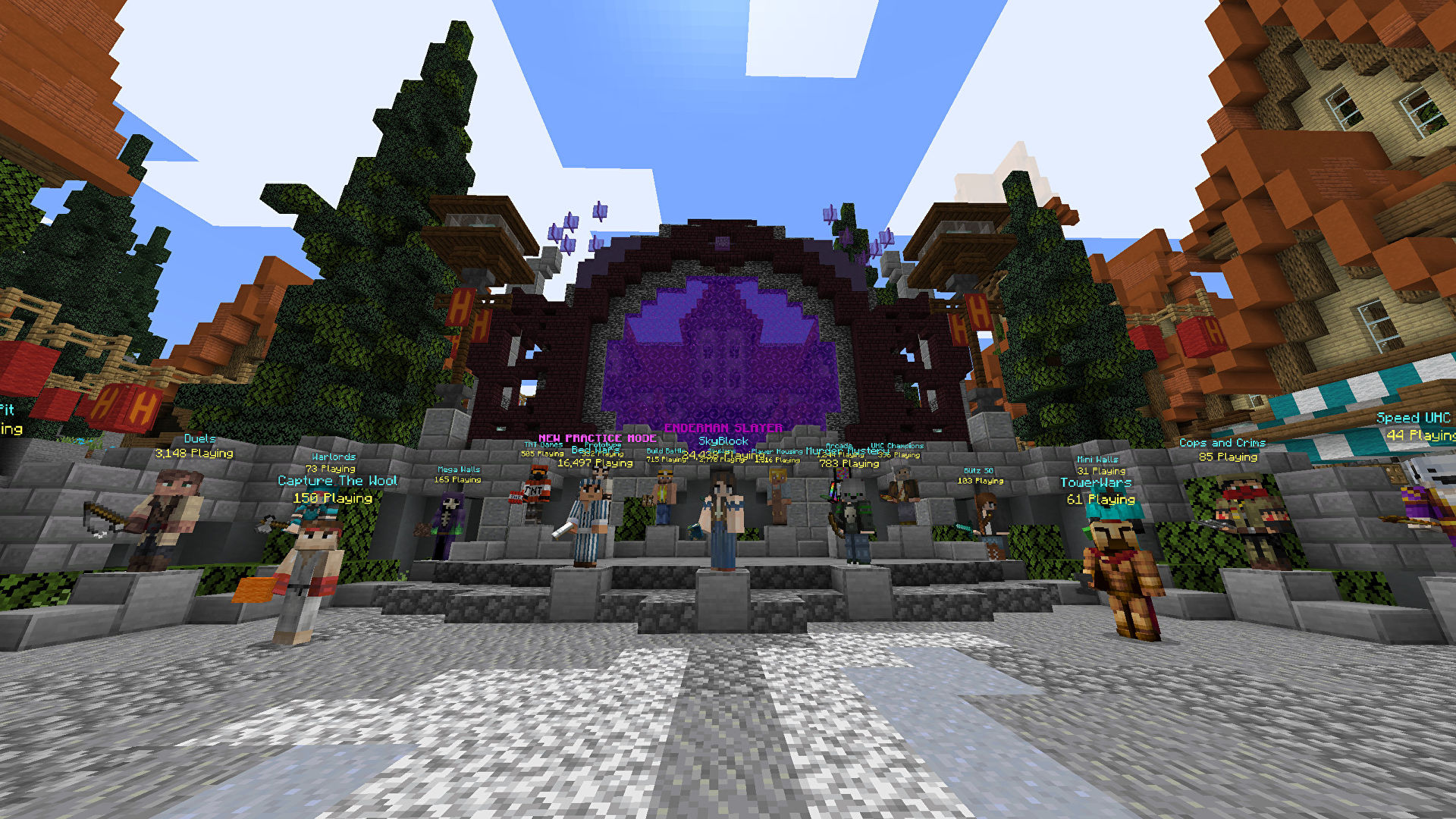 How to Create Your Own Minecraft Gaming Server - KLCWEB